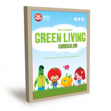 Green Living Curriculum (incl. Recycling, Energy, and Healthy Food Curriculum)