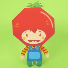 Paper Toy - Toymato (Free)